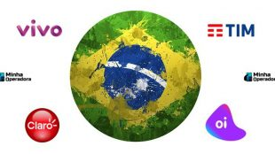 Market Share da Telefonia Celular no Brasil
