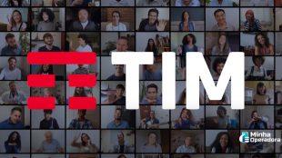 Nova campanha da TIM destaca otimismo durante isolamento social