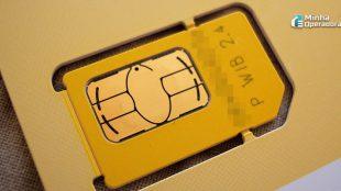 Novo chip pode embutir cartão de memória