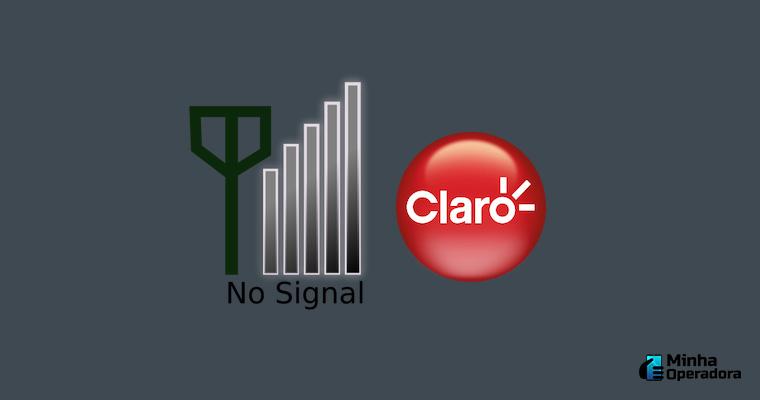 Imagem Ilustrativa - Ausência de sinal