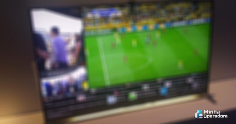 TV por assinatura - Ilustração