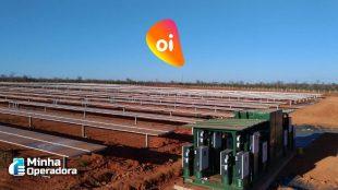 Oi inaugura a sua primeira fazenda de energia solar