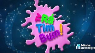 TV Rá Tim Bum lança serviço de streaming infantil