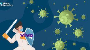 COVID-19: Hospital de campanha ganha internet de 1 Gbps da Vivo