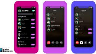 Facebook vai oferecer chamadas de voz; conheça o CatchUp