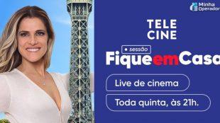 Operadoras anunciam 'live de filmes' com o Telecine