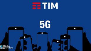 Para a TIM, estágio atual do 5G é mais relevante para economia