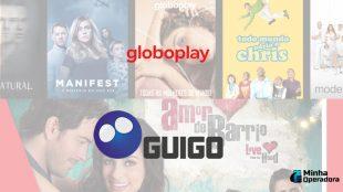 Streaming: Guigo TV perde canal e Globoplay ganha afiliada