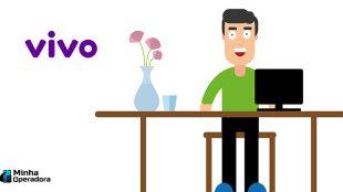 Vivo busca profissionais para trabalhar de home office