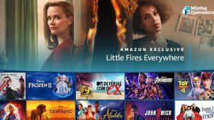 Amazon Prime Vídeo pode inserir canais ao vivo no catálogo
