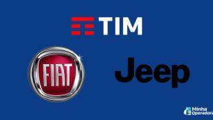 Carros Fiat e Jeep terão Wi-Fi com internet da TIM