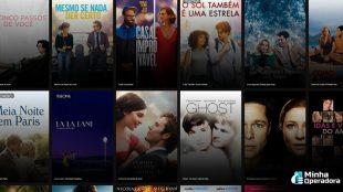 Claro net cria seleção de filmes para o 'Dia dos Namorados'