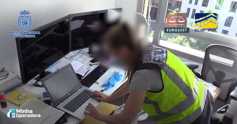Investigação da Europol