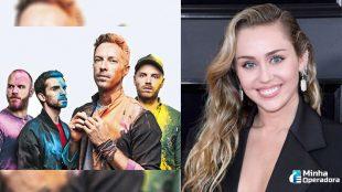 Live com Coldplay e outros astros será exibida na TV por assinatura