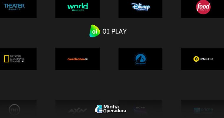 Emissoras ao vivo - Oi Play
