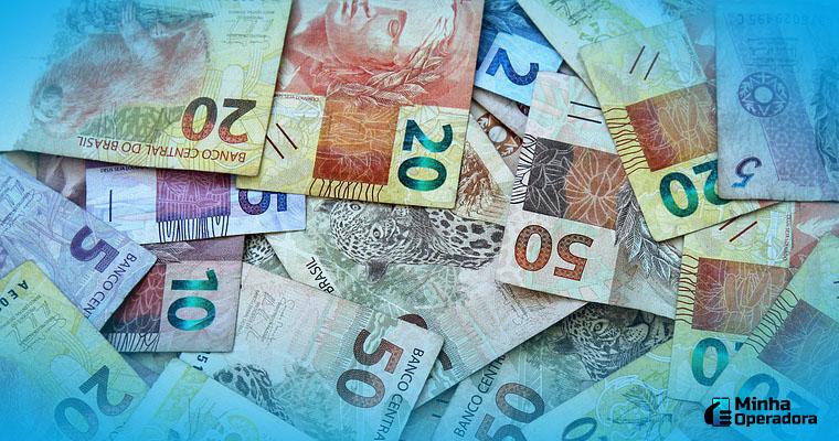 Ilustração - Dinheiro