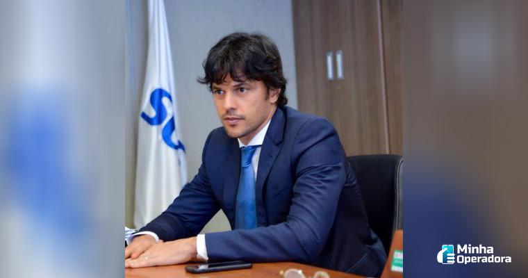 Ministro Fábio Faria. Imagem: Divulgação Twitter