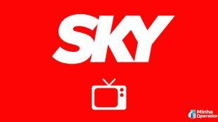 SKY adiciona novas emissoras na programação
