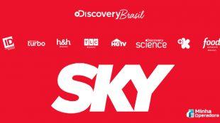 SKY anuncia mais uma emissora com sinal aberto