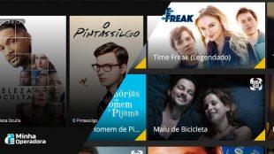 Sem cinemas, operadoras oferecem filmes com 50% de desconto