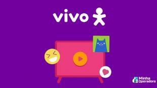 Vivo TV segue com 20 canais em sinal aberto