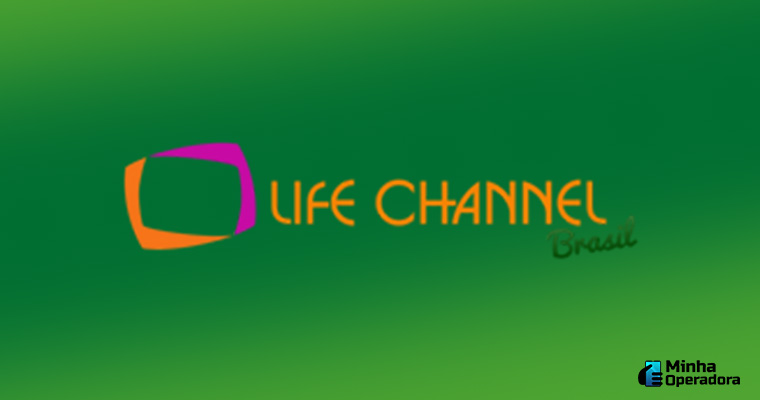 Logotipo Life Channel