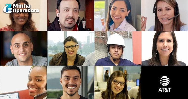 AT&T América Latina entra no ranking de bons lugares para trabalhar