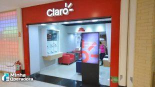 Claro reabre mais de 200 lojas em todo o Brasil