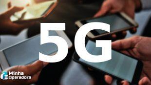 Leilão do 5G fica para 2021