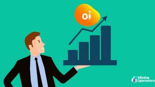 Ações da Oi tiveram valorização acima de 44% na última terça-feira