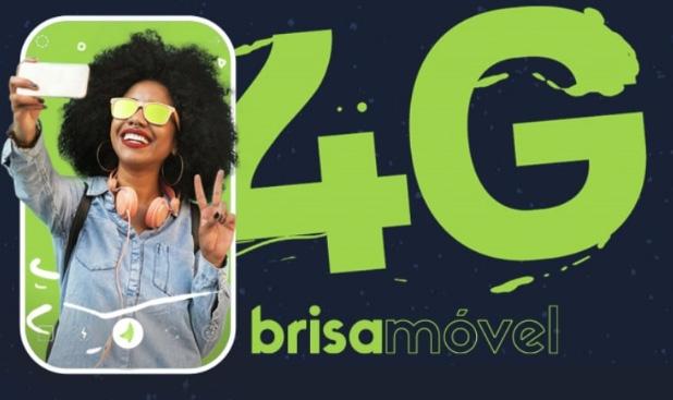Brisa Móvel, MVNO da Brisanet. Imagem: Site da Brisanet