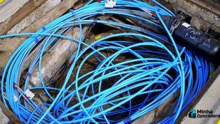 Cabeamento desatualizado derruba internet de cliente da Claro net