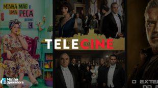 Como contratar o streaming do Telecine?