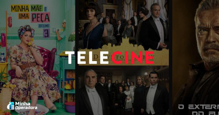 Interface - Streaming do Telecine
