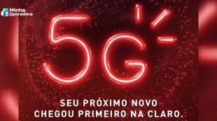 Conheça as cidades e bairros com cobertura '5G' da Claro