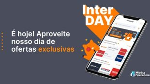 Inter Day - dia de ofertas exclusivas do Banco Inter