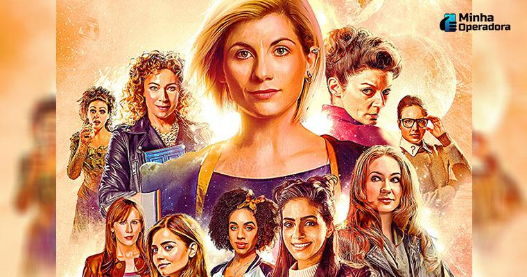 Doctor Who. Imagem: Divulgação BBC Studios