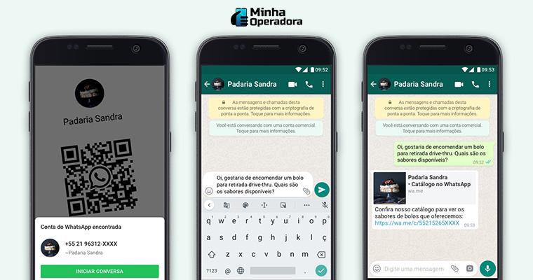 Divulgação WhatsApp