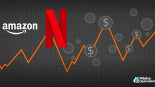 O que rolou? Netflix e Amazon registram altas históricas na bolsa