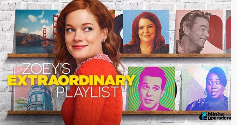 Zoey's Extraordinary Playlist, futuro lançamento do Globoplay. Imagem: Divulgação