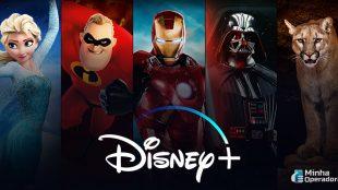 Vem aí? Disney+ Brasil ativa redes sociais