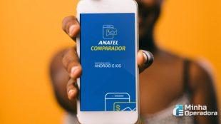 Anatel lança app que compara preços de operadoras
