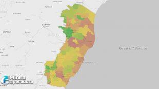 Dados do isolamento social do Espírito Santo estão desatualizados