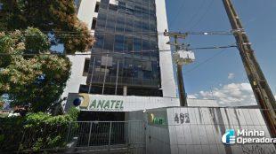 Incêndio atinge prédio da Anatel