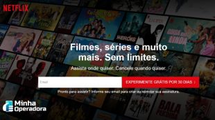Netflix volta a oferecer período de degustação gratuito
