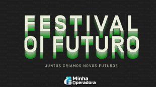 Oi realiza festival online e gratuito de inovação