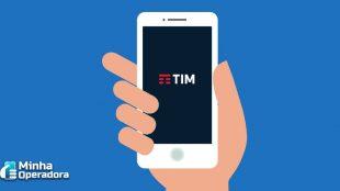 TIM anuncia novos planos com mais internet e desconto em aparelhos