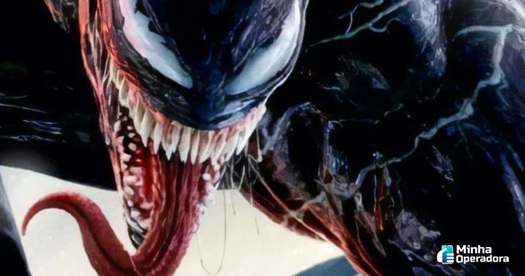 Filme Venom - Ilustração