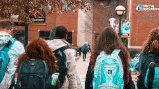 Estudantes de baixa renda terão plano com até 40 GB