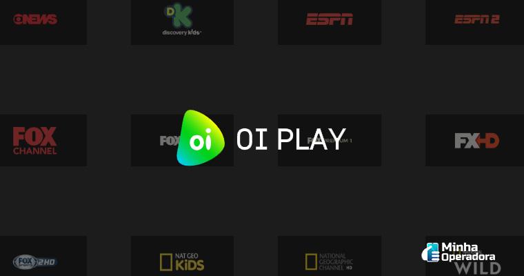 Canais ao vivo no Oi Play